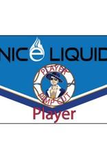 NICE VAPOR NICE LIQUID - PLAYER - 15ml