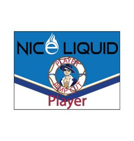 NICE VAPOR NICE LIQUID - PLAYER - 15ml