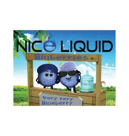 NICE VAPOR NICE LIQUID - VERY VERY BLUEBERRY - 15ml