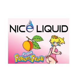 NICE LIQUID - SUPER PRINCESS PEACH - 15ml