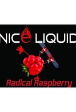 NICE VAPOR NICE LIQUID - RADICAL RASPBERRY - 15ml