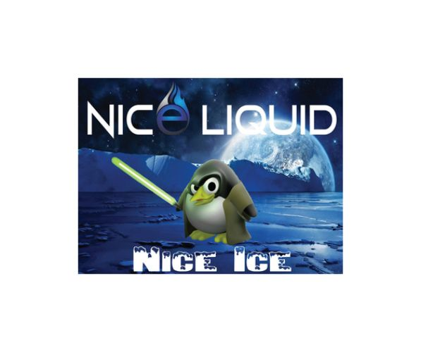 NICE VAPOR NICE LIQUID - NICE ICE - 15ml