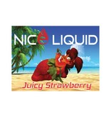 NICE VAPOR NICE LIQUID - JUICY STRAWBERRY - 15ml