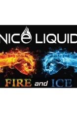 NICE VAPOR NICE LIQUID - FIRE & ICE - 15ml