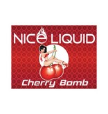 NICE VAPOR NICE LIQUID - CHERRY BOMB - 15ml