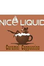 NICE VAPOR NICE LIQUID - CARAMEL CAPPUCCINO - 15ml