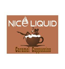 NICE LIQUID - CARAMEL CAPPUCCINO - 15ml