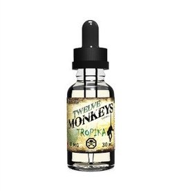 TWELVE MONKEYS TWELVE MONKEYS - TROPIKA - 30ml