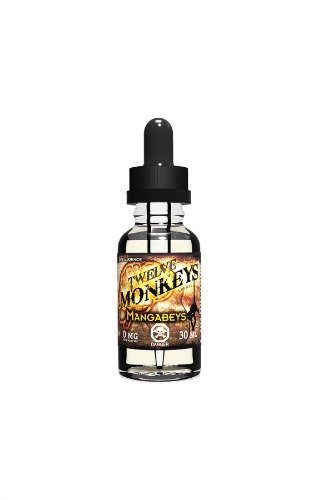 TWELVE MONKEYS TWELVE MONKEYS - MANGABEYS - 30ml