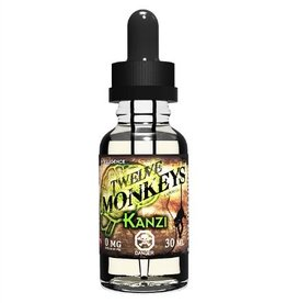 TWELVE MONKEYS TWELVE MONKEYS - KANZI - 100ml