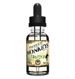 TWELVE MONKEYS TWELVE MONKEYS - TROPIKA - 100ml
