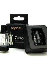 ASPIRE ASPIRE CLEITO 5ml REPLACEMENT GLASS
