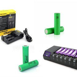BATTERIES / CHARGERS