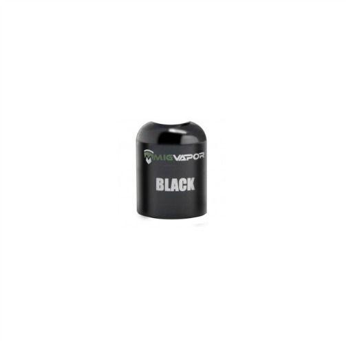 MIG VAPOR BLACK SUB HERB GLASS