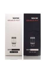 SENSE SENSE HERAKLES PLUS/PRO COILS - 5 PACK