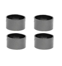 AVID LYFE AVID LYFE RINGS FOR ABLE MOD - BLACK 4 PACK