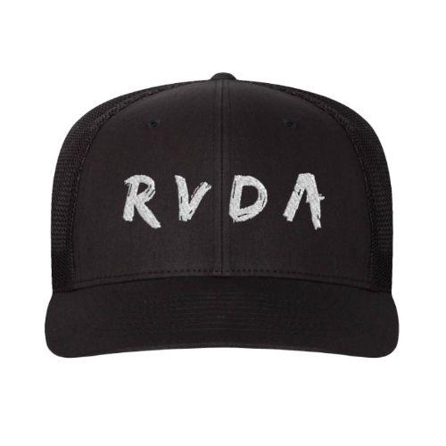 ROCK VAPOR ROCK VAPOR RVDA HAT - FLEXFIT TRUCKER