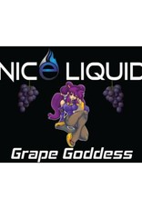 NICE VAPOR GRAPE GODDESS 3mg MAX VG