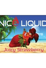 NICE VAPOR JUICY STRAWBERRY 3mg MAX VG