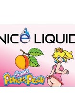 NICE VAPOR SUPER PRINCESS PEACH 3mg MAX VG