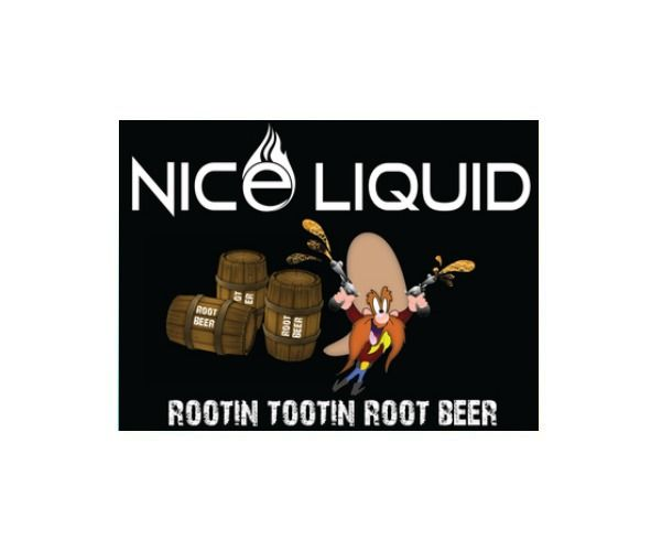 NICE VAPOR ROOT BEER 3mg MAX VG