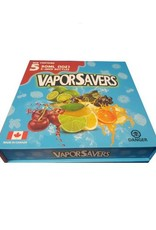 VAPORSAVERS GIFT BOX 5 x 30ml - 3mg