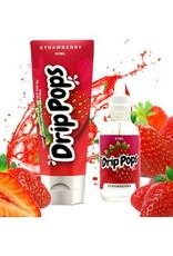 DRIP POPS STRAWBERRY - 60ml 3mg