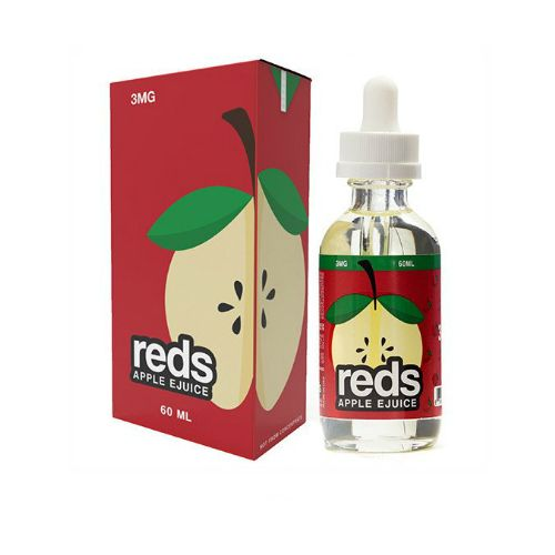 REDS APPLE EJUICE - 60ml (3mg)