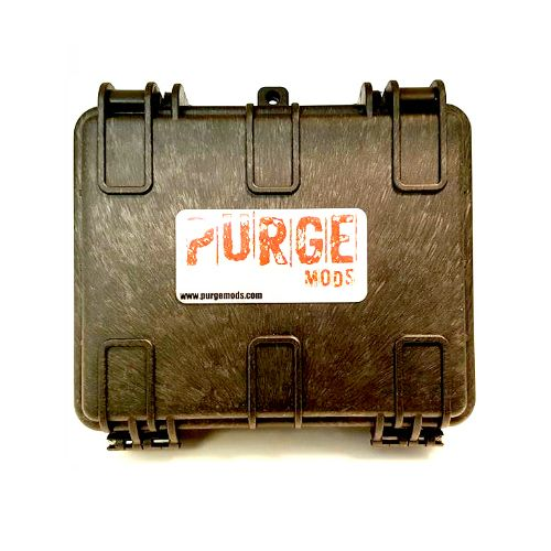 "PURGE PURGE HAGERMANN ""SUICIDE KINGS EDITION"" BRASS"