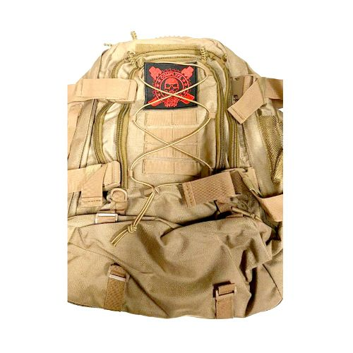 COMPLYFE TACTICAL BACKPACK