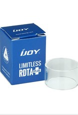 IJOY LIMITLESS RDTA PLUS REPLACEMENT GLASS