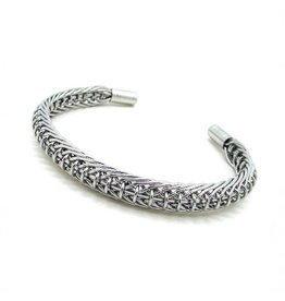 DEMON KILLER - STAINLESS COIL BRACELET