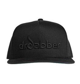 DR. DABBER BLACK SNAPBACK HAT
