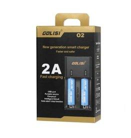 GOLISI O2 2A SMART CHARGER