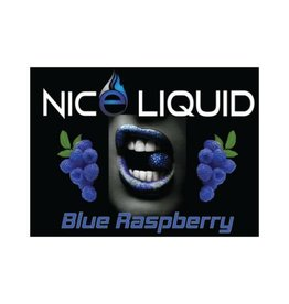 NICE VAPOR NICE LIQUID - BLUE RASPBERRY - 15ml