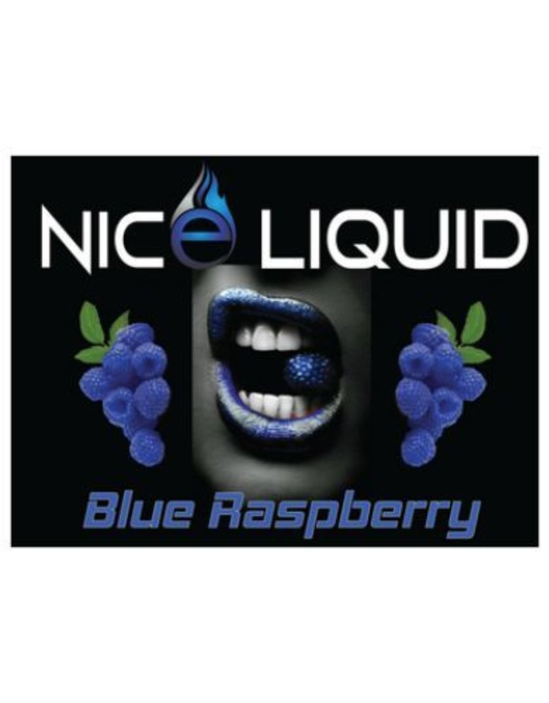 NICE LIQUID - BLUE RASPBERRY - 15ml
