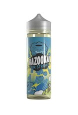 BAZOOKA SOUR STRAWS - BLUE RASPBERRY
