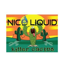 NICE VAPOR NICE LIQUID - KILLER CACTUS - 15ml