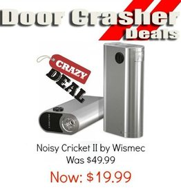 WISMEC WISMEC NOISY CRICKET II - 25