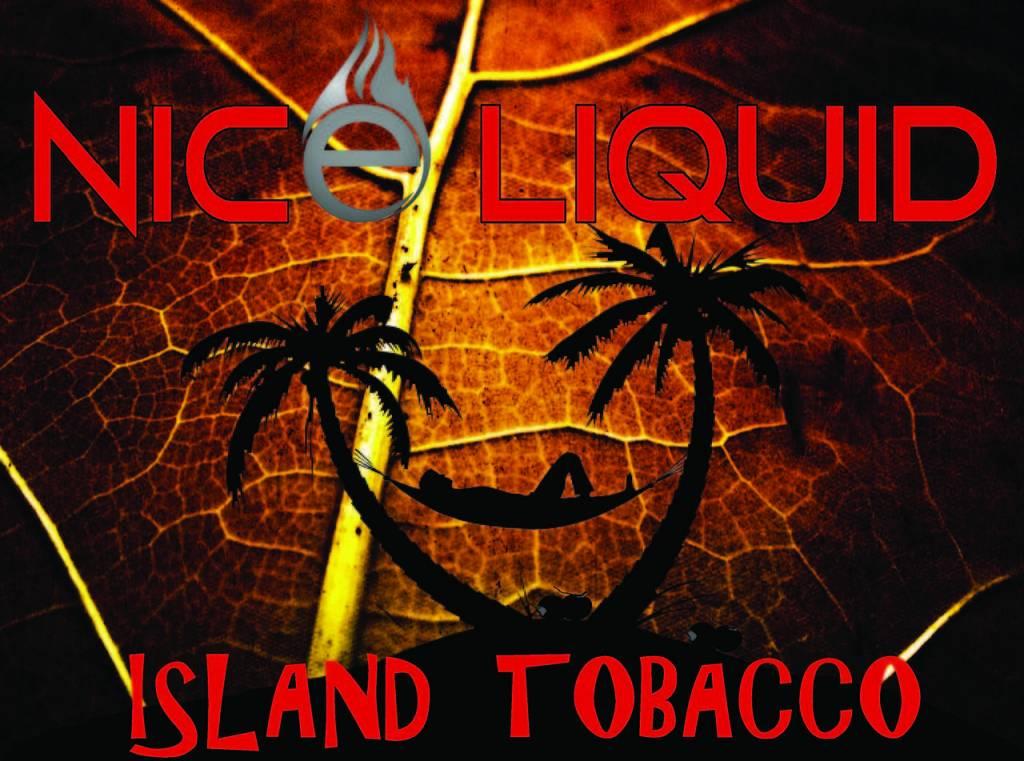 NICE VAPOR NICE LIQUID - ISLAND TOBACCO - 15ml