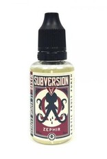 SUBVERSION SUBVERSION - ZEPHIR - 30ml