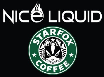 NICE VAPOR NICE LIQUID - STARFOX COFFEE - 15ml