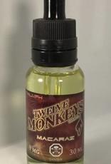 TWELVE MONKEYS TWELVE MONKEYS - MACARAZ - 30ml