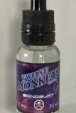 TWELVE MONKEYS TWELVE MONKEYS - BONOGURT - 30ml