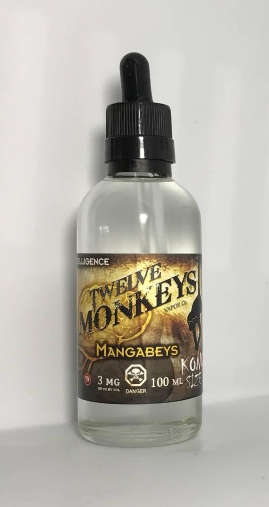 TWELVE MONKEYS TWELVE MONKEYS - MANGABEYS - 100ml