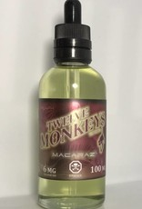 TWELVE MONKEYS TWELVE MONKEYS - MACARAZ - 100ml