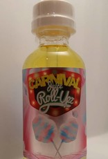 JUICE ROLL UPZ CARNIVAL COTTON CANDY - 60ml