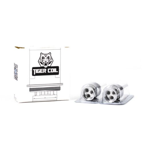 KANGERTECH KANGER AKD FIVE 0.2ohm TIGER REPLACEMENT COIL - 2 PACK