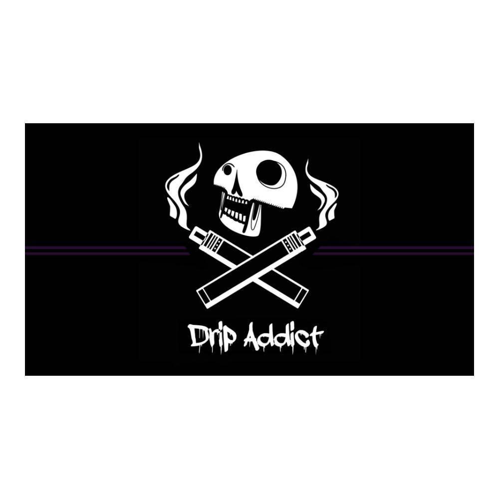 DRIP ADDICT 510mls - 4 x 120ml & 1 x 30ml