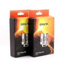 SMOK SMOK TFV8 X-BABY COILS - 3 PACK